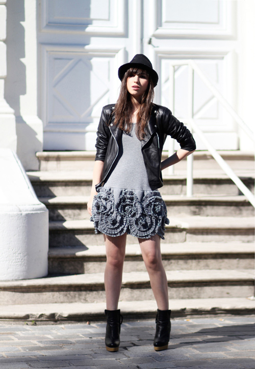 Robe Blog X Betty De Boots Perfecto Le CBExedrQoW