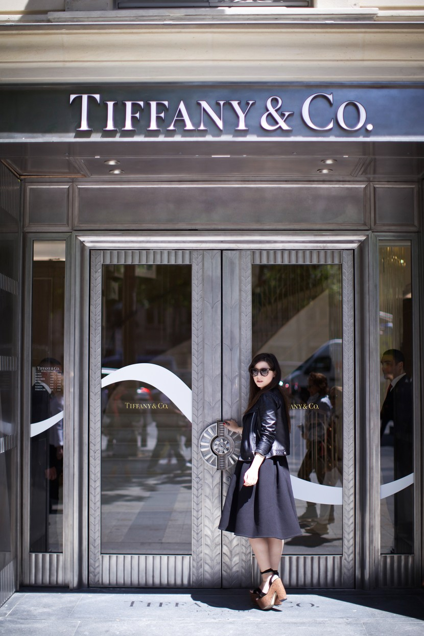 Tiffany champs elysees 3