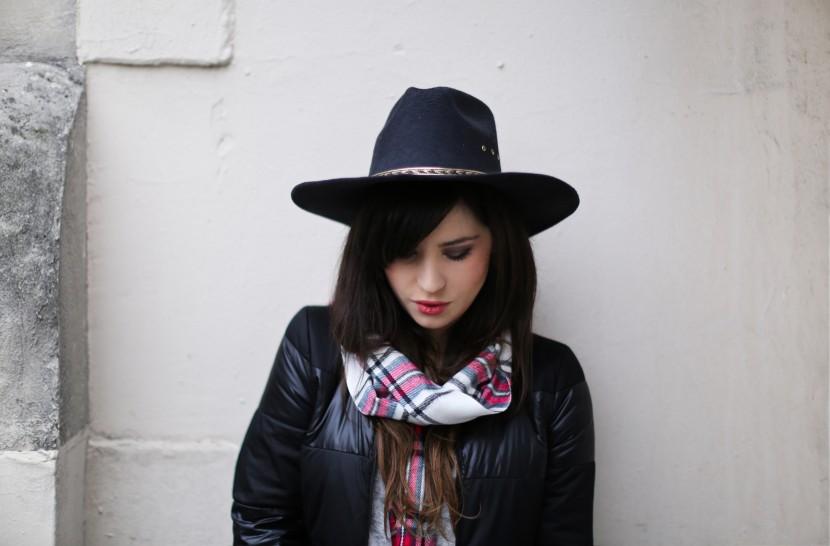 cowboy hat fashion blog