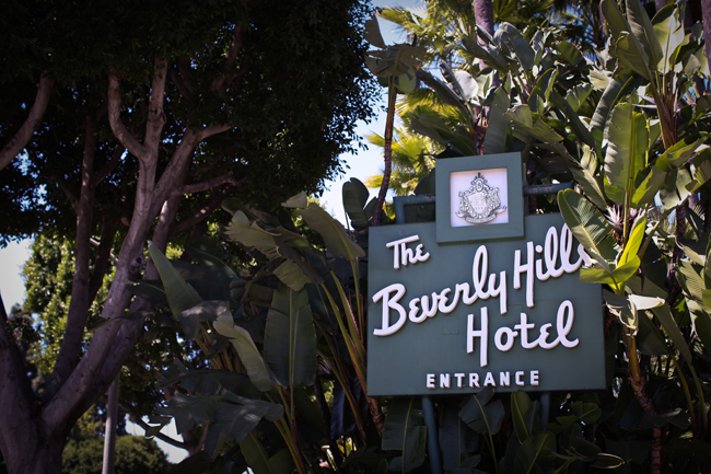 Beverly Hills Hotel Los Angeles
