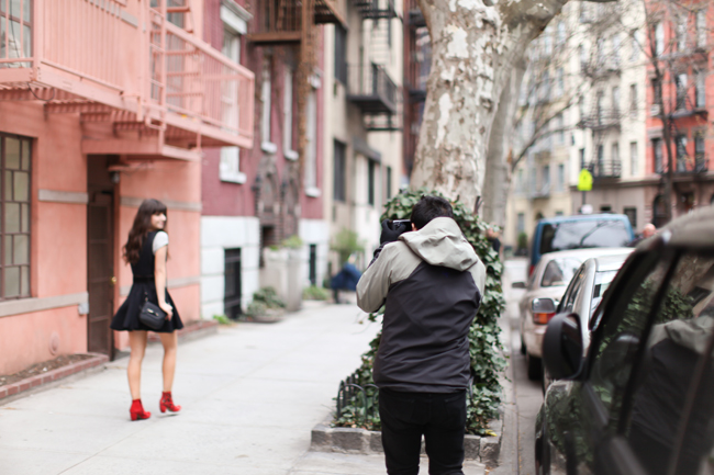 New York fashion blog