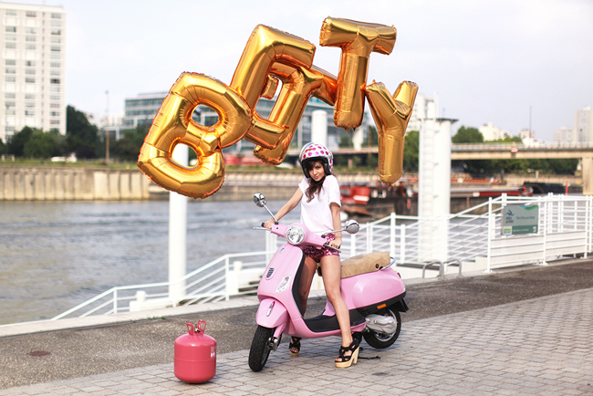Betty Vespa