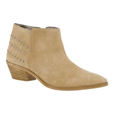 Boots daim comptoir des cotonniers